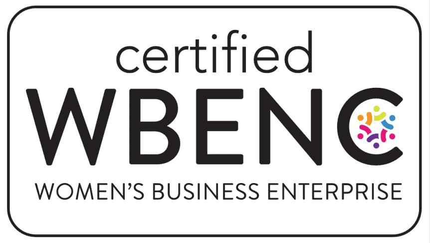 Women's Business Enterprise National Council Logo Marketing Agency