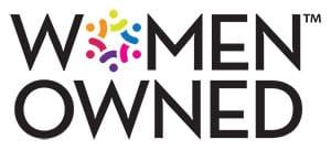 Women Owned logo for Marketing Agency