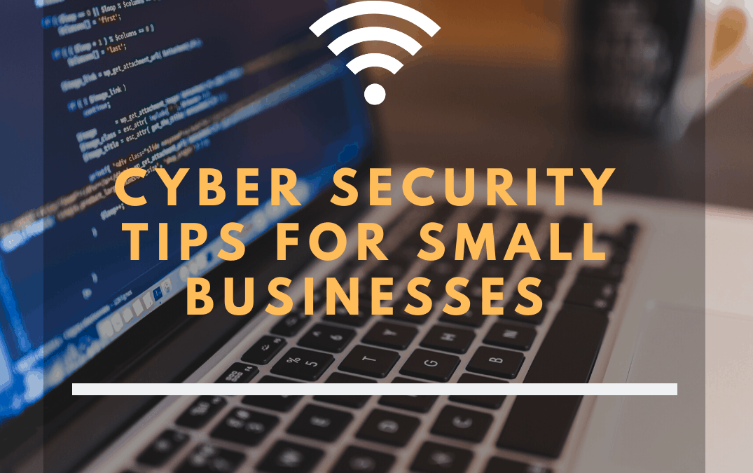 Cyber Security Tips Graphic