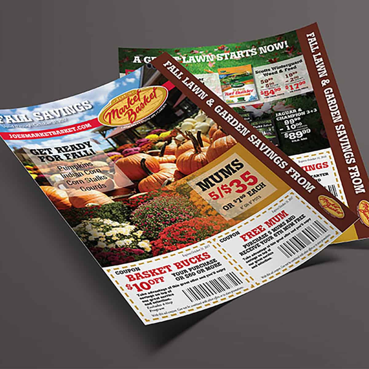 Joe's Market Basket quarterly flyer