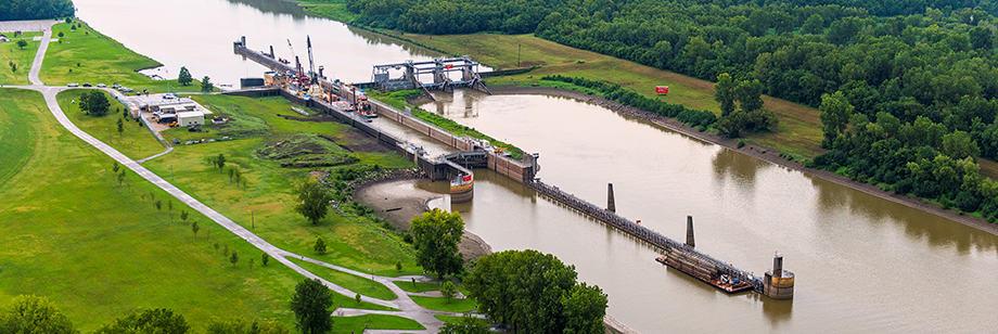 Illinois Ports Association Kaskaskia River port