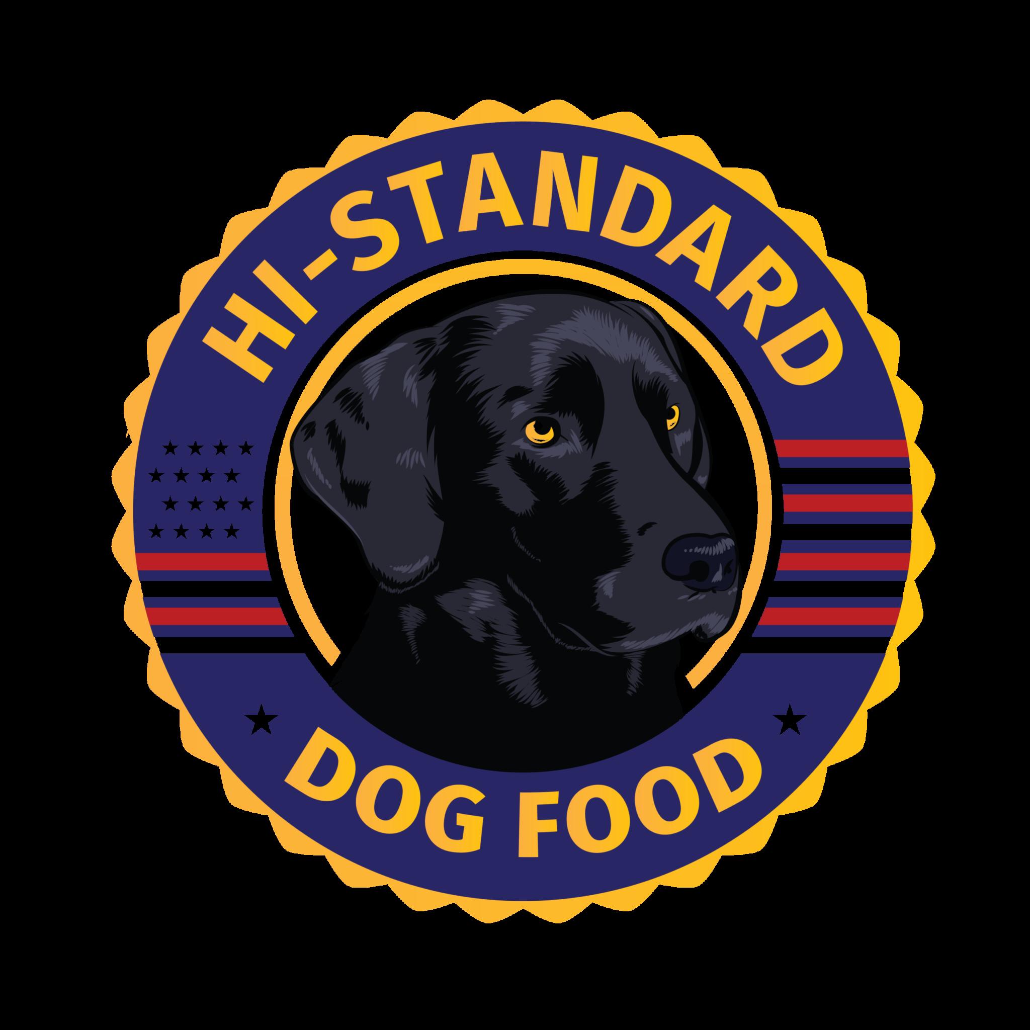 Hi Standard dog logo