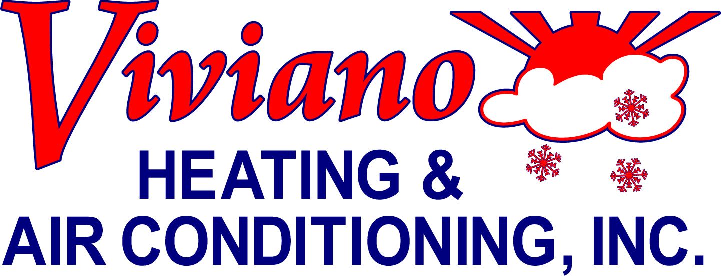 Viviano heating and air conditioning logo