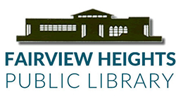 FAIRVIEW HEIGHTS public library logo
